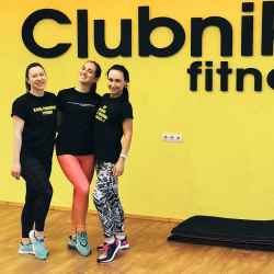 Clubnika fitness - Stretching